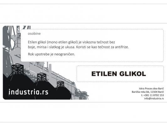 Mono Etilen-Glikol