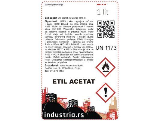 Etil acetat