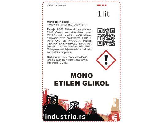 Mono Etilen-Glikol - MEG