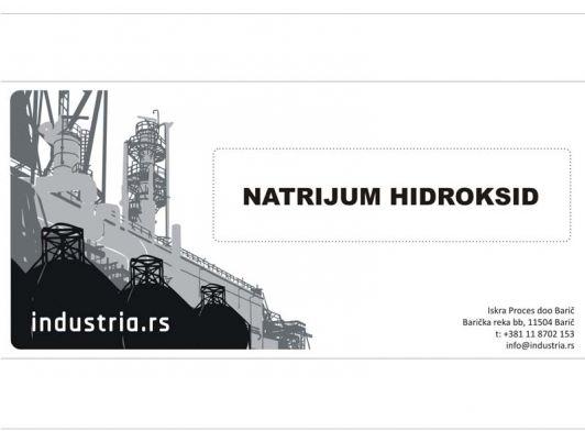 Natrijum hidroksid